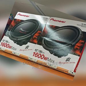 "Pioneer 12"" 1600 Watts Subwoofer Speaker   Audio & Music Equipment for sale in Nairobi, Nairobi Central"