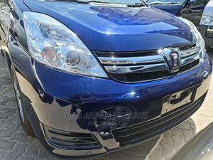 Toyota ISIS 2014 1.8 L G-edition 2WD Blue   Cars for sale in Mombasa, Mombasa CBD