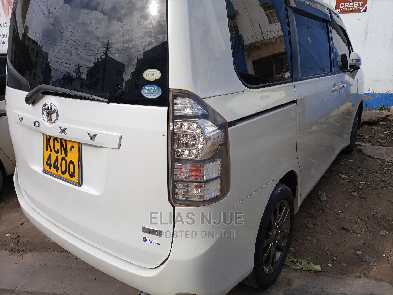Toyota Voxy 2011 White   Cars for sale in Mombasa CBD, Mombasa, Kenya