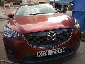 Mazda CX-5 2013 Red   Cars for sale in Mombasa, Mombasa CBD