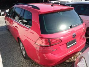 Volkswagen Golf 2014 Red | Cars for sale in Mombasa, Ganjoni