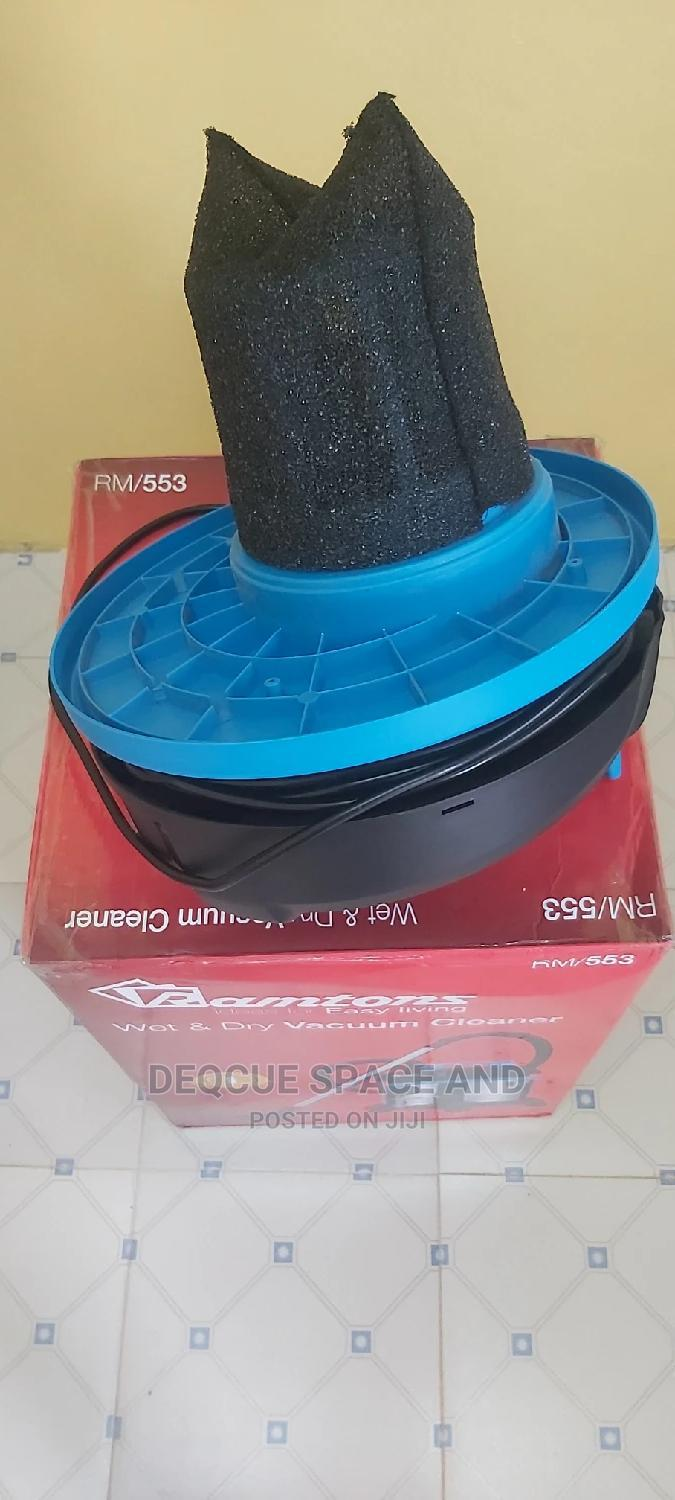 Ramtons Wet and Dry Vacuum Cleaner | Home Appliances for sale in Nairobi Central, Nairobi, Kenya