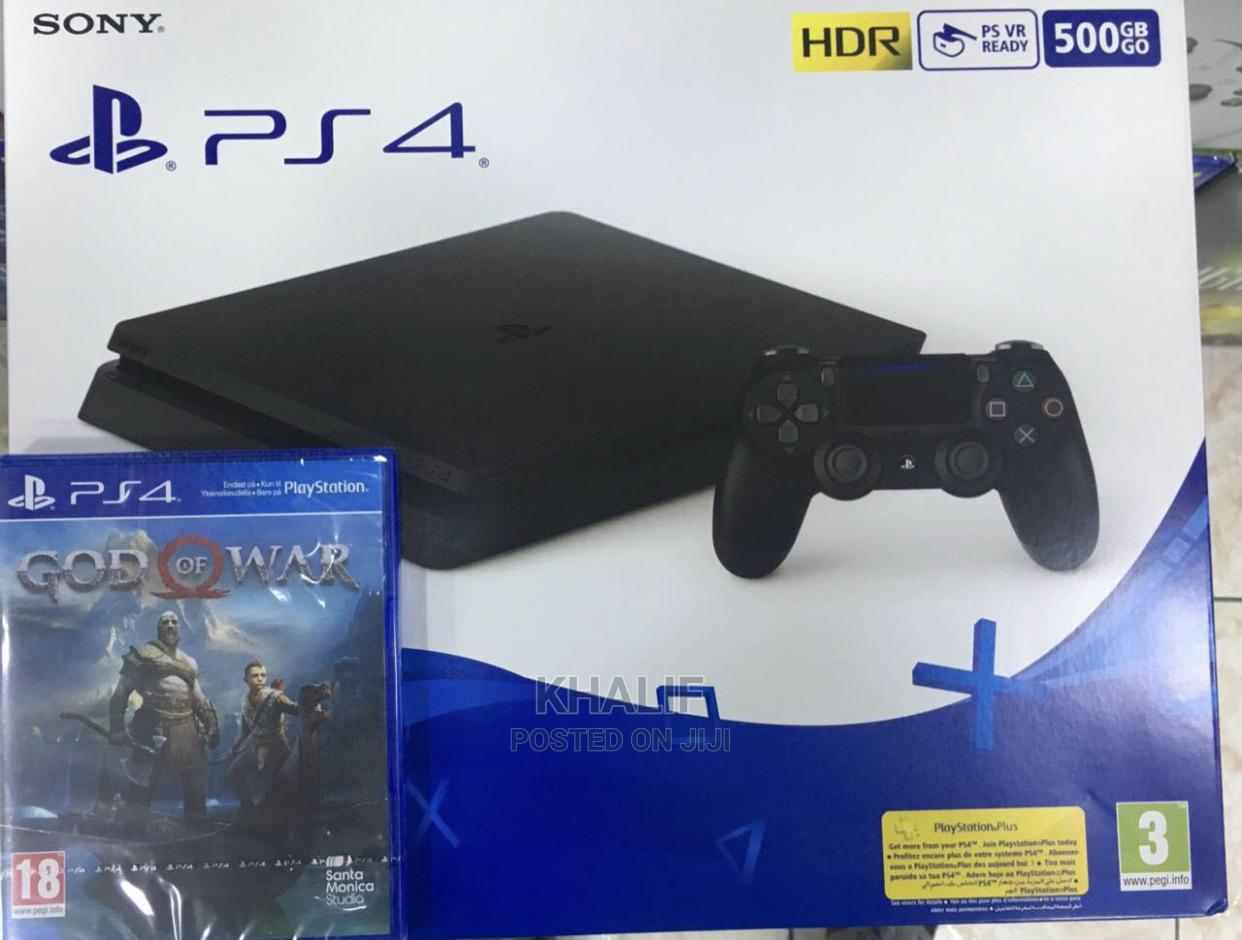 Playstation 4 Slim New GW