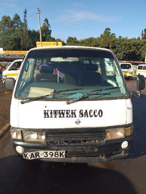 Nissan Caravan 1998 White | Buses & Microbuses for sale in Uasin Gishu, Eldoret CBD