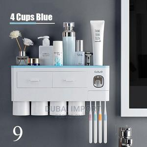 4 Cups Toothbrush Holder | Home Accessories for sale in Nairobi, Nairobi Central