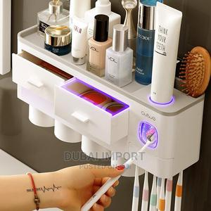 Classic 4 Cup Toothpaste Dispenser | Home Accessories for sale in Nairobi, Nairobi Central