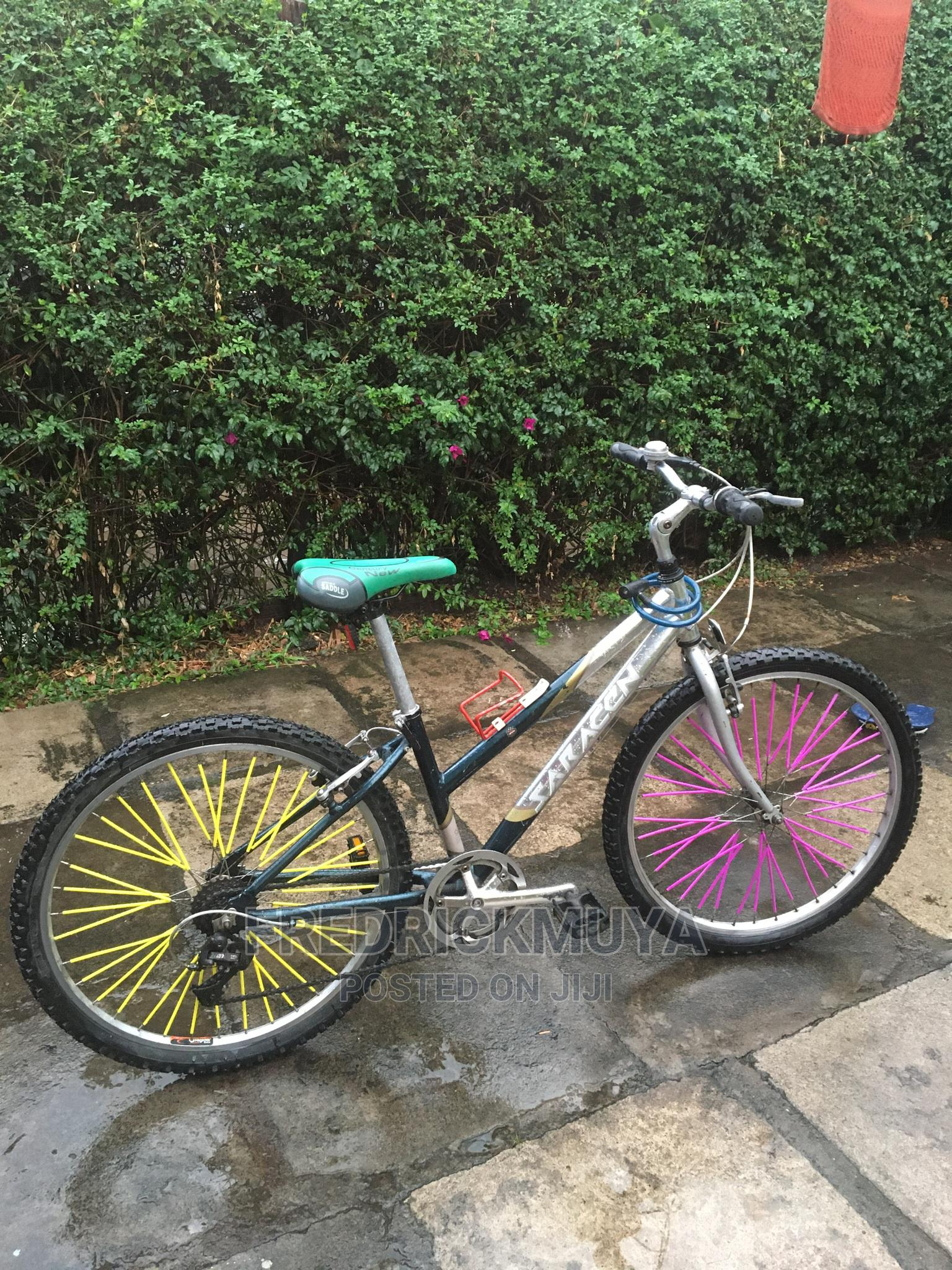 Ex - UK Mountain Bike Size 26