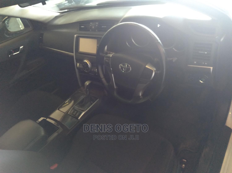 Toyota Mark X 2014 White | Cars for sale in Mombasa CBD, Mombasa, Kenya