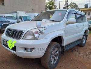 Toyota Land Cruiser Prado 2008 White | Cars for sale in Nairobi, Parklands/Highridge