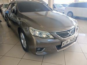 Toyota Mark X 2012 Gray | Cars for sale in Mombasa, Ganjoni