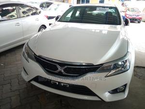 Toyota Mark X 2014 White | Cars for sale in Mombasa, Mombasa CBD