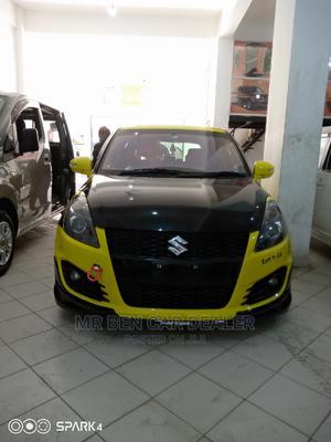 New Suzuki Swift 2015 Yellow   Cars for sale in Mombasa, Mombasa CBD