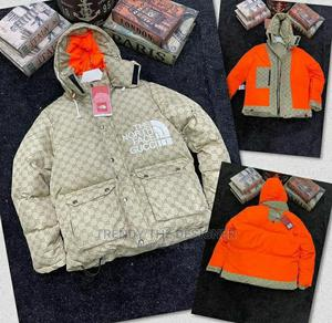 Gucci North Facepuff Jacket | Clothing for sale in Nairobi, Nairobi Central