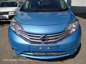 Nissan Note 2014 Blue   Cars for sale in Mombasa, Mombasa CBD
