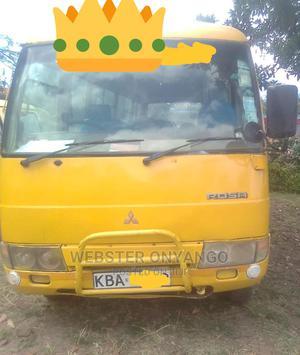 Mitsubishi Rosa 2000 Yellow | Buses & Microbuses for sale in Nairobi, Langata