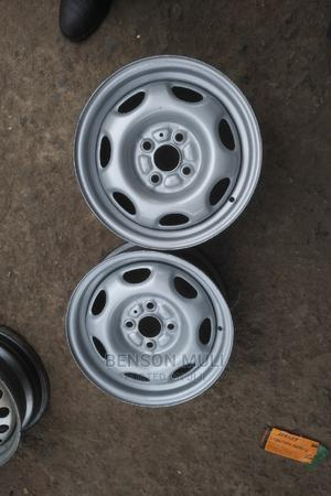 Rims SIZE (14) Odinary, Toyota 4holes | Vehicle Parts & Accessories for sale in Nairobi, Nairobi Central