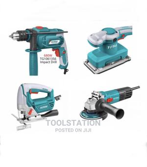 4 Piece Combo Impact Drill+Grinder+Sander+Jigsaw   Electrical Hand Tools for sale in Nairobi, Nairobi Central