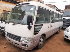 Clean Toyota Coaster 2013 White Diesel Manual   Buses & Microbuses for sale in Nairobi, Kileleshwa