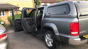 Volkswagen Amarok 2014 Gray   Cars for sale in Nairobi, Nairobi Central