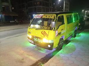 Nissan E20 2007 Yellow   Buses & Microbuses for sale in Mombasa, Ganjoni
