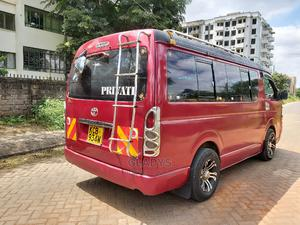 Toyota Hiace Private Used,Automatic | Buses & Microbuses for sale in Nairobi, Woodley/Kenyatta Golf Course