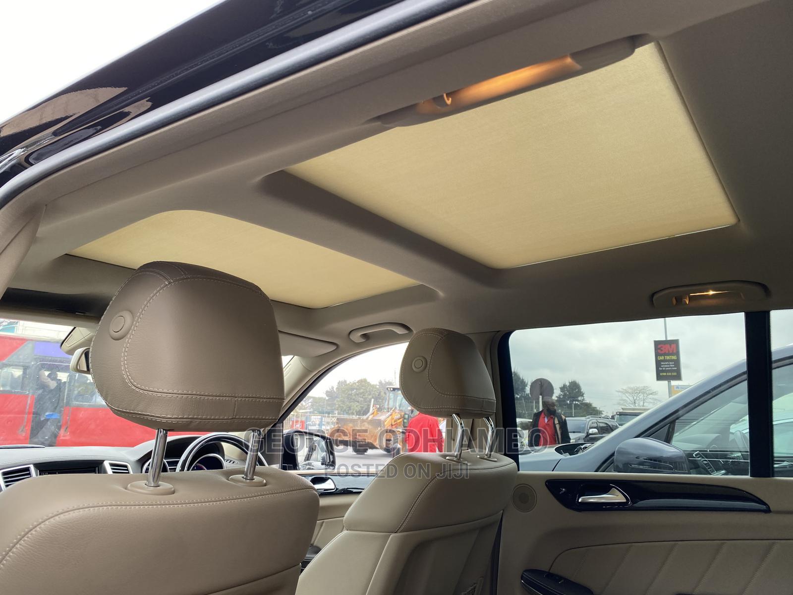 Mercedes-Benz GL Class 2014 Black | Cars for sale in Kilimani, Nairobi, Kenya