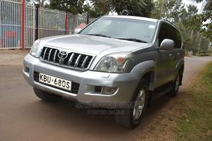 Toyota Land Cruiser Prado 2006 Silver   Cars for sale in Nairobi, Nairobi Central