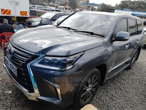 Lexus LX 2011 570 Gray | Cars for sale in Nairobi, Nairobi Central