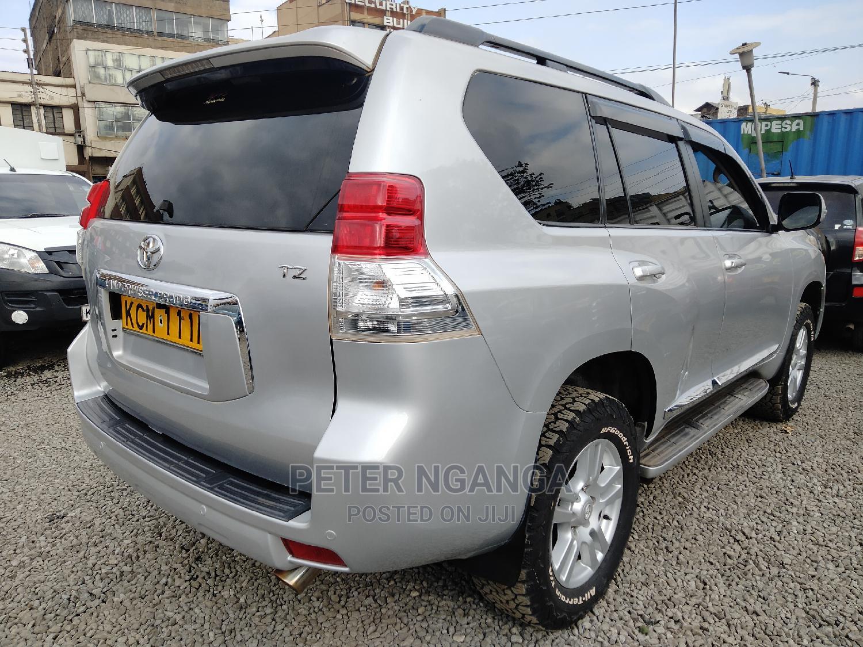 Toyota Land Cruiser Prado 2011 Silver   Cars for sale in Nairobi Central, Nairobi, Kenya