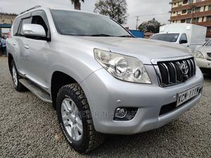 Toyota Land Cruiser Prado 2011 Silver | Cars for sale in Nairobi, Nairobi Central