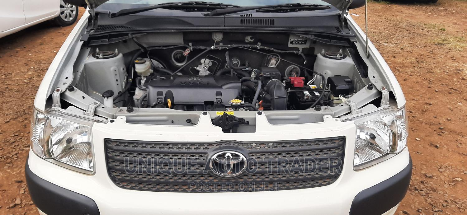 Archive: Toyota Succeed 2014 White