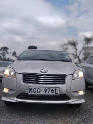 Toyota Mark X 2008 Silver   Cars for sale in Nairobi, Kilimani