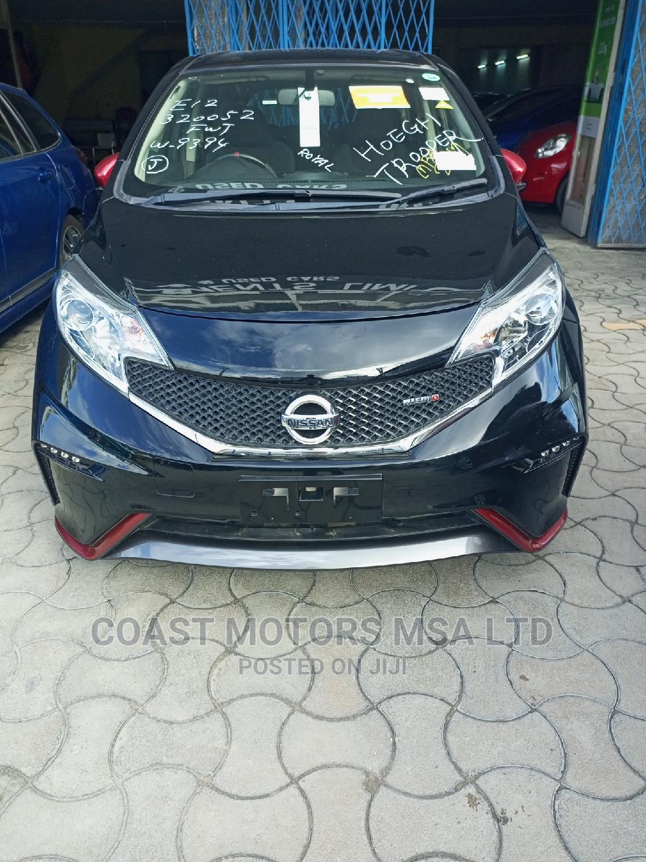 Archive: Nissan Note 2014 Black