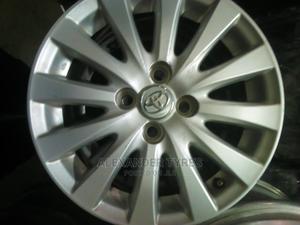 Fielder Original Rims 15 Inch Set Silver   Vehicle Parts & Accessories for sale in Nairobi, Nairobi Central