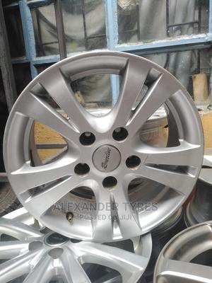 Original Rims 15 Inch Set Silver   Vehicle Parts & Accessories for sale in Nairobi, Nairobi Central
