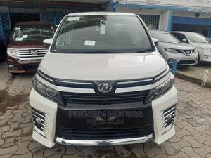 Toyota Voxy 2015 White | Cars for sale in Mombasa, Mombasa CBD