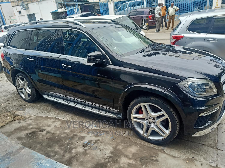 Mercedes-Benz GL Class 2014 Black | Cars for sale in Tononoka, Mombasa, Kenya