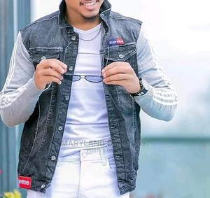 Half Denim Jackets | Clothing for sale in Nairobi, Umoja