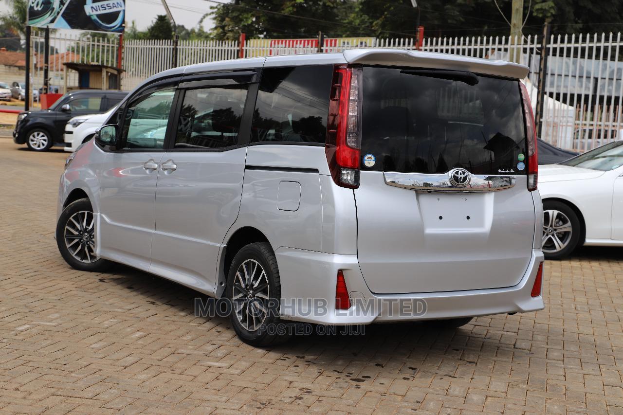 Toyota Noah 2014 Silver   Cars for sale in Ridgeways, Nairobi, Kenya