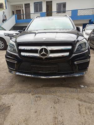 Mercedes-Benz GL Class 2015 Black | Cars for sale in Mombasa, Mvita