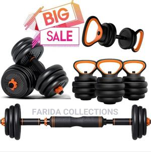 New Dumbbell With Kettle   Sports Equipment for sale in Nairobi, Nairobi Central