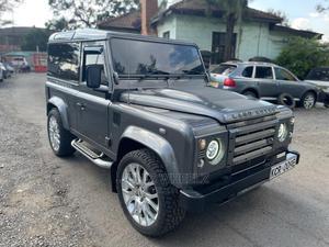 Land Rover Defender 2010 Puma 90 SW Gray   Cars for sale in Nairobi, Woodley/Kenyatta Golf Course