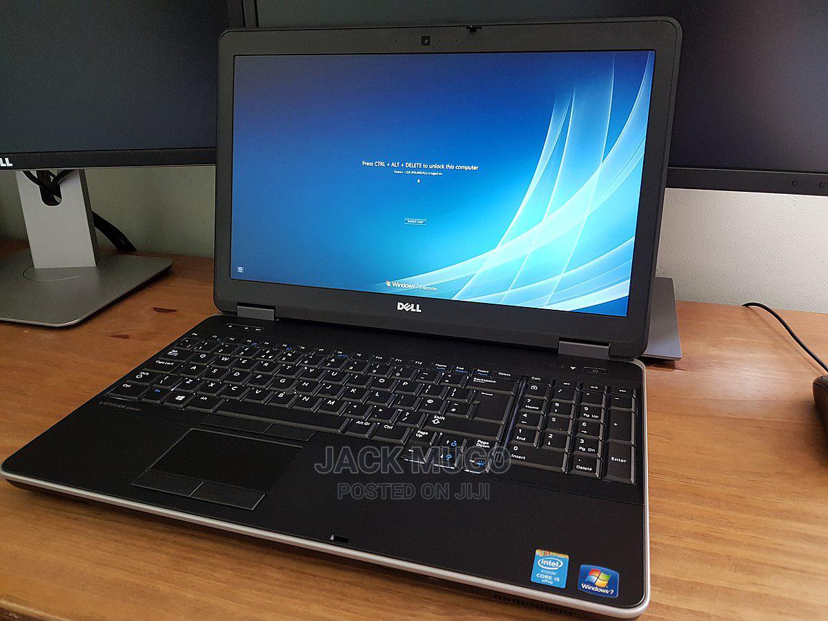 Archive: Laptop Dell Latitude E6430 4GB Intel Core I3 HDD 500GB