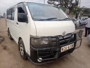 Toyota Hiace Automatic Petrol | Buses & Microbuses for sale in Nairobi, Umoja