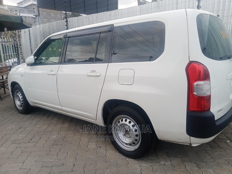 Toyota Succeed 2015 White   Cars for sale in Woodley/Kenyatta Golf Course, Nairobi, Kenya