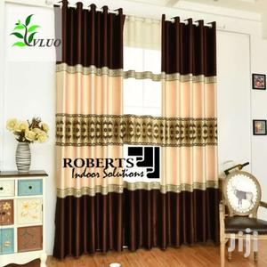 Curtains/ Drapes Brown Theme | Home Accessories for sale in Nairobi, Nairobi Central