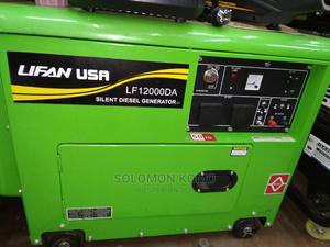 Lifan USA 12kva Silent Diesel Generator   Electrical Equipment for sale in Nairobi, Nairobi Central