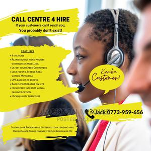 Call Centre for Hire | Event centres, Venues and Workstations for sale in Nairobi, Muthaiga