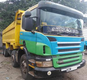 Clean Scania P380 Double Steering Tipper in Good Condition   Trucks & Trailers for sale in Mombasa, Changamwe