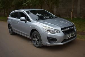 Subaru Impreza 2013 WRX 4-Dr Silver   Cars for sale in Nairobi, Ridgeways